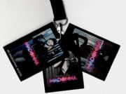 CONFESSIONS TOUR - OFFICIAL LANYARD (BLACK)